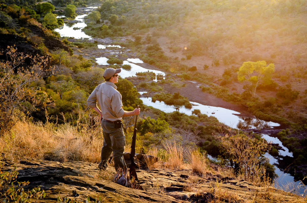singita safari walking trail in south africa