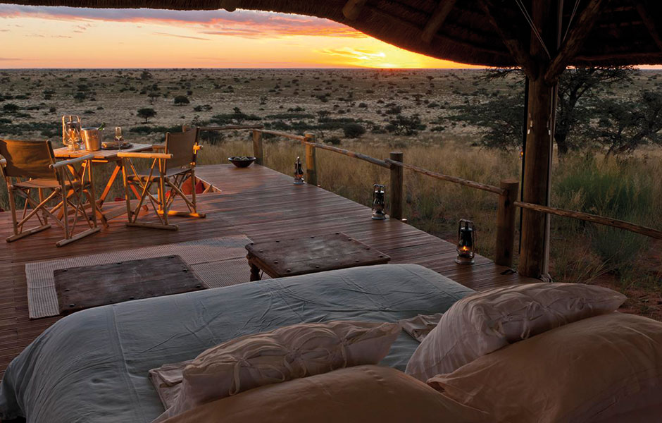 Luxury lodges for incredible experiences