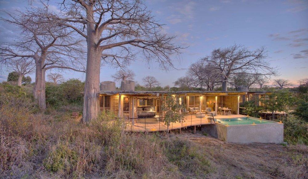 jabali house safari tent tanzania africa