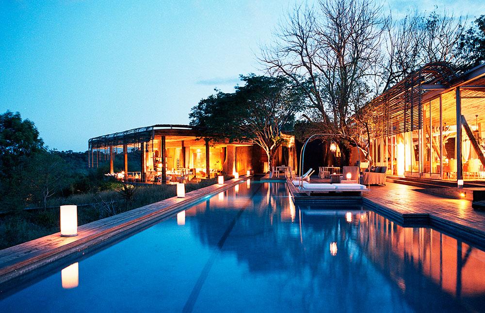 singita lebombo safari lodge south africa
