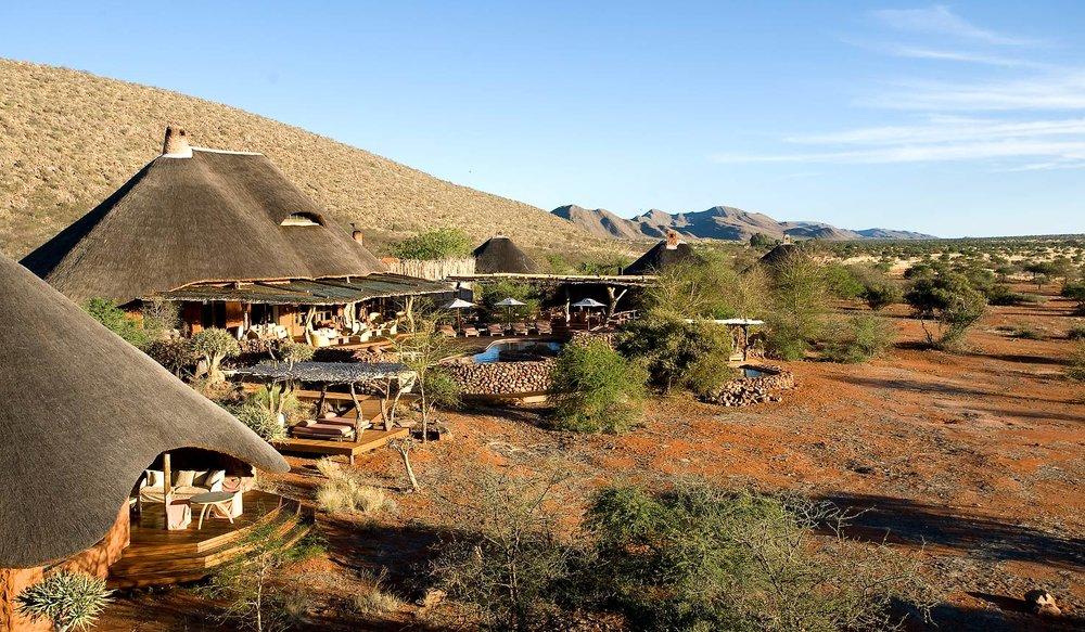 tswalu kalahari luxury safari lodge