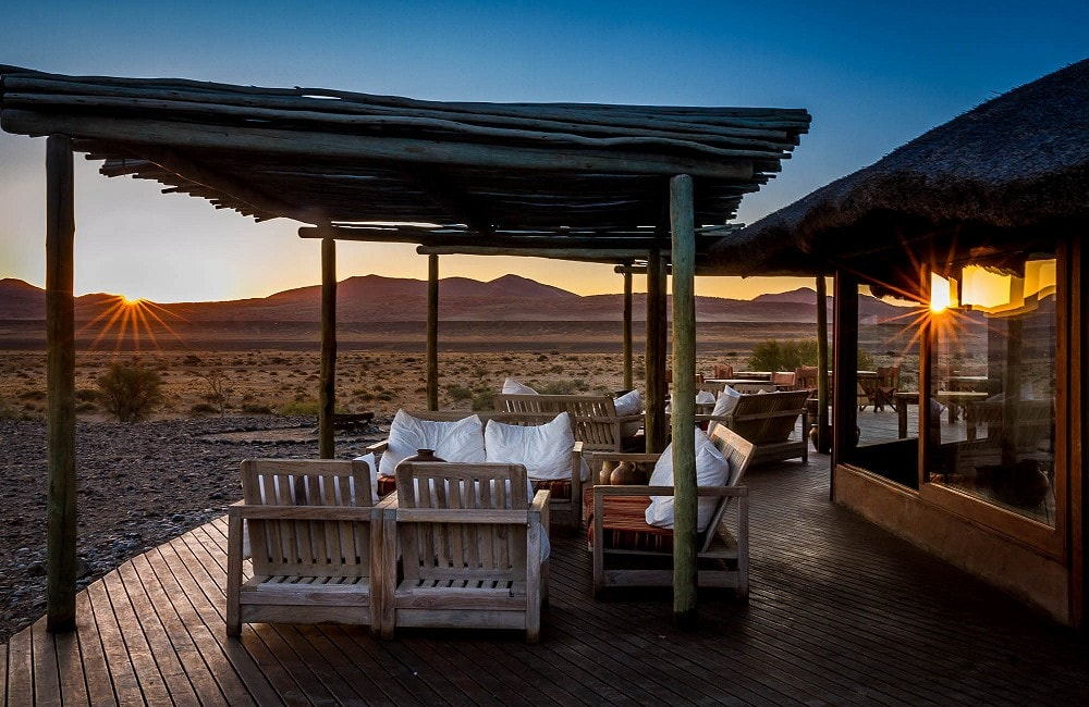 wilderness safaris kulala desert lodge namibia africa