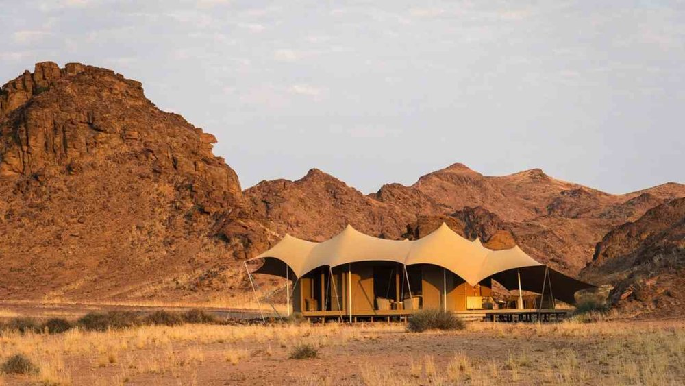 hoanib skeleton coast safari camp namibia africa