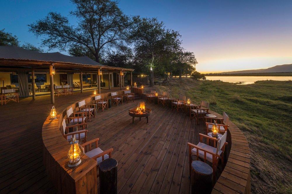 Ruckomechi camp wilderness safaris africa zimbabwe