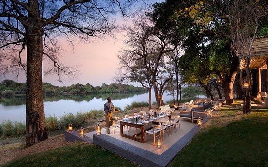 andbeyond matetsi river safari lodge zimbabwe africa