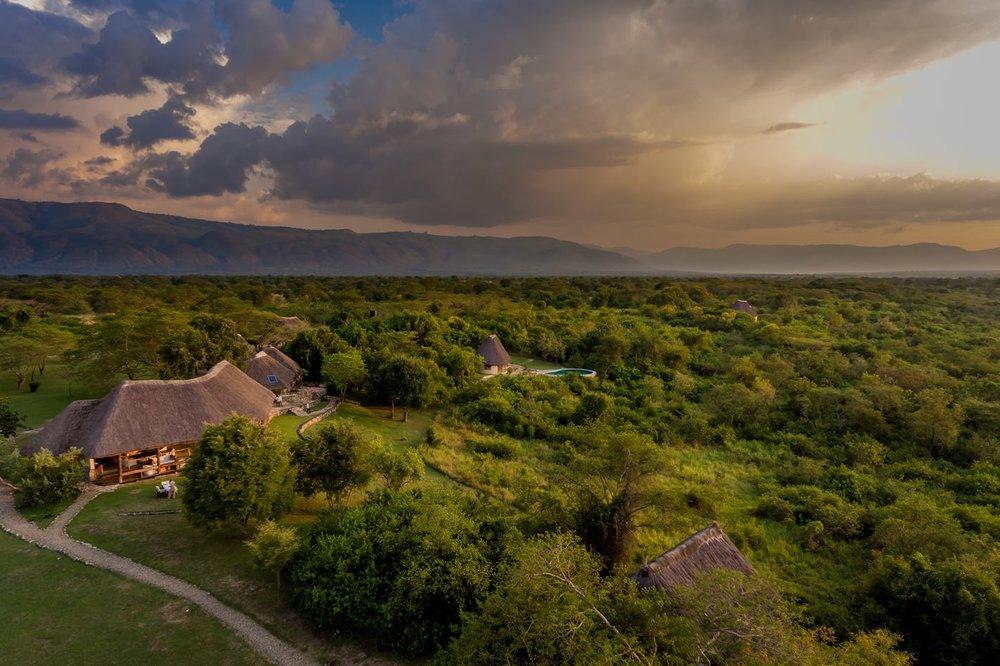Wildest places uganda -