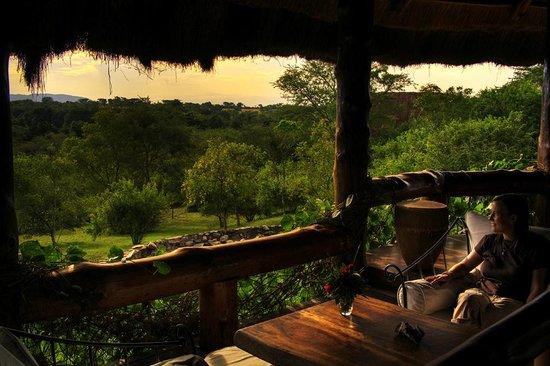 semliki safari lodge uganda africa