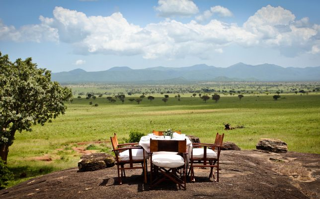 apoka safari lodge kidepo valley uganda africa