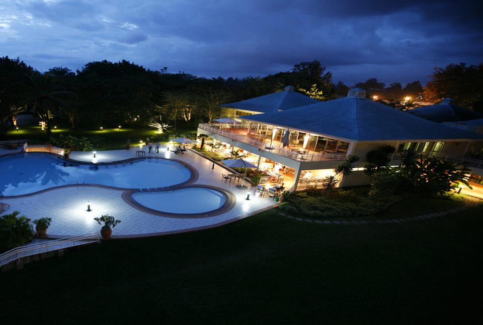 lake kivu serena uganda africa