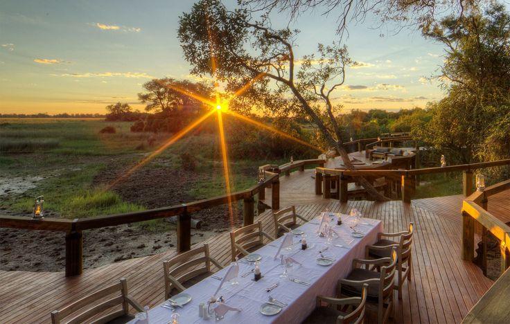 savuti safari camp wilderness safaris african safari experts botswana africa