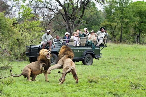 Selati Game Reserve