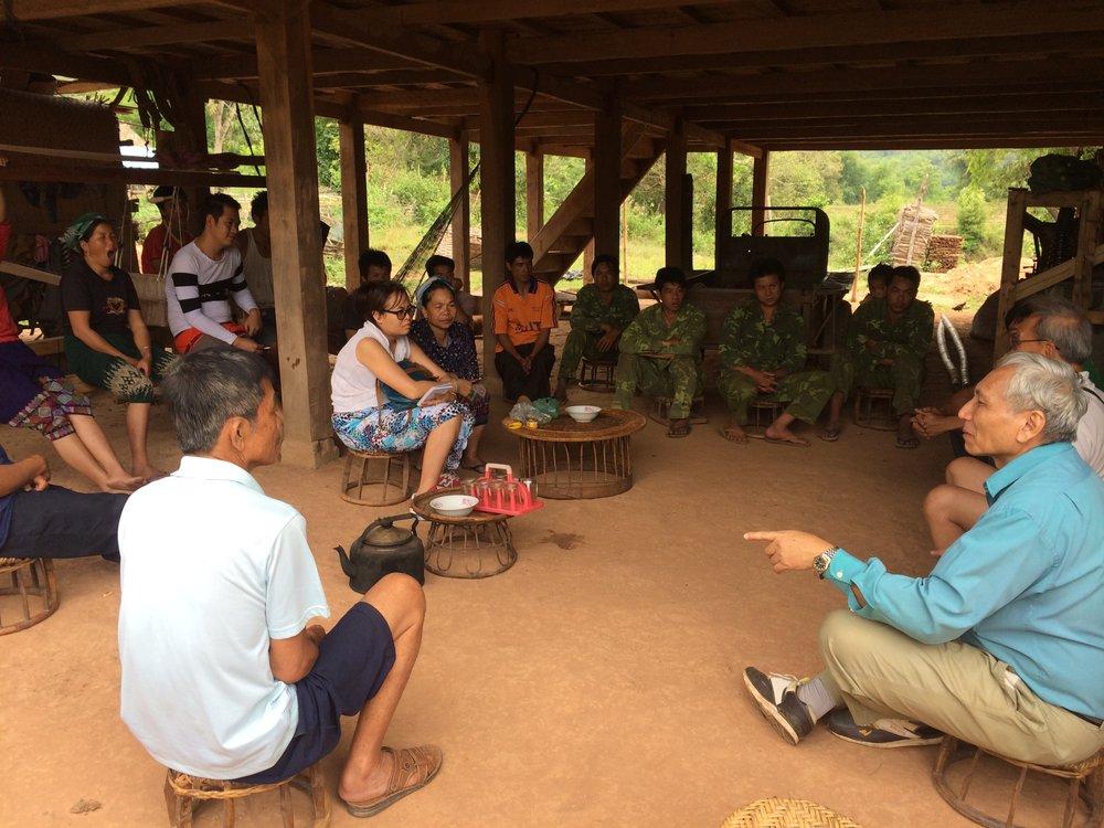 Community meeting at Soom Khan Village (1).JPG