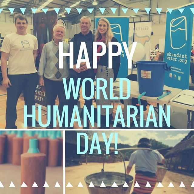 Happy #WorldHumanitarianDay everyone! This is an opportunity for all of us to pay tribute to #AidWorkers who risk their lives in humanitarian service, and to mobilise people to advocate for a more humane world.  Our people in #Laos and #Nepal are doing tremendous work at the moment, and it's all thanks to your continuous support and trust! Thank you, thank you, thank you. Have a good weekend everyone!