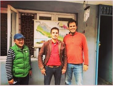 Abundant Water in #Nepal helping train villagers to make their own water filters following the devastating earthquake in 2015 #ngo #watersupporter #cleanwaterforeveryone #waterislife #wateriskey #theabundantwatercomnunity