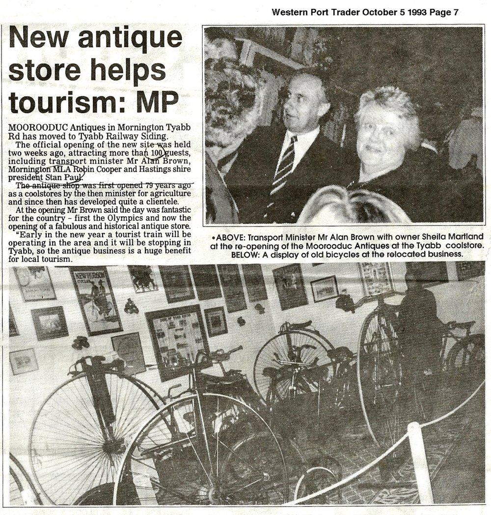TPHA - New antiques store helps tourism.jpg