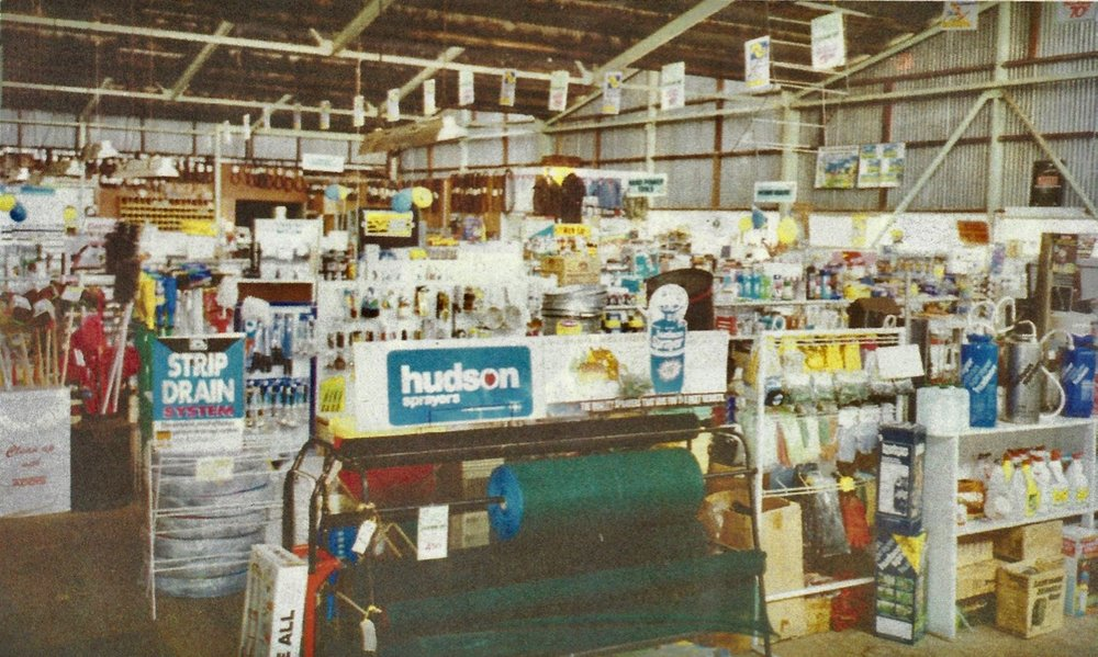 Tyabb Packing House interior circa 1970s