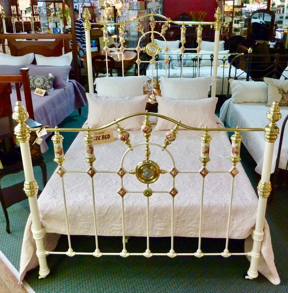 of c in danish pair beds antique viii mahogany bed christian