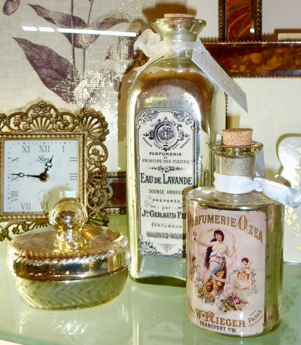 Perfumerie Bottle & Mercury Trinket Boxes-1.jpg