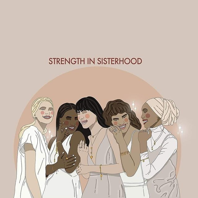 Every day we celebrate the sisterhood cultivated at She Matters.  Thank you for joining us on this journey ✨ We're Stronger Together!  #shematters