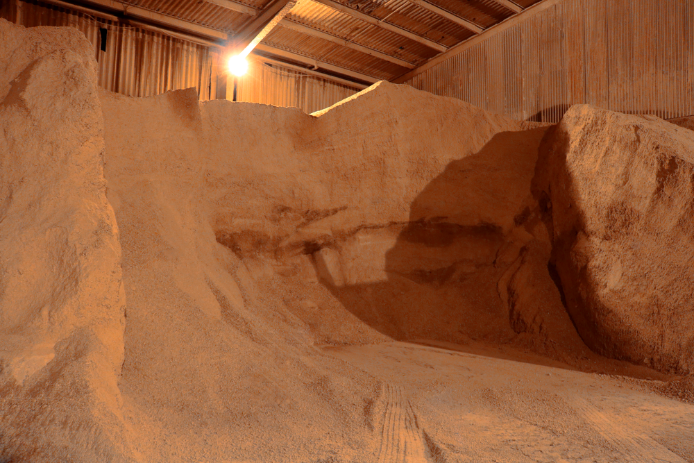 - Recycled Gypsum Powder