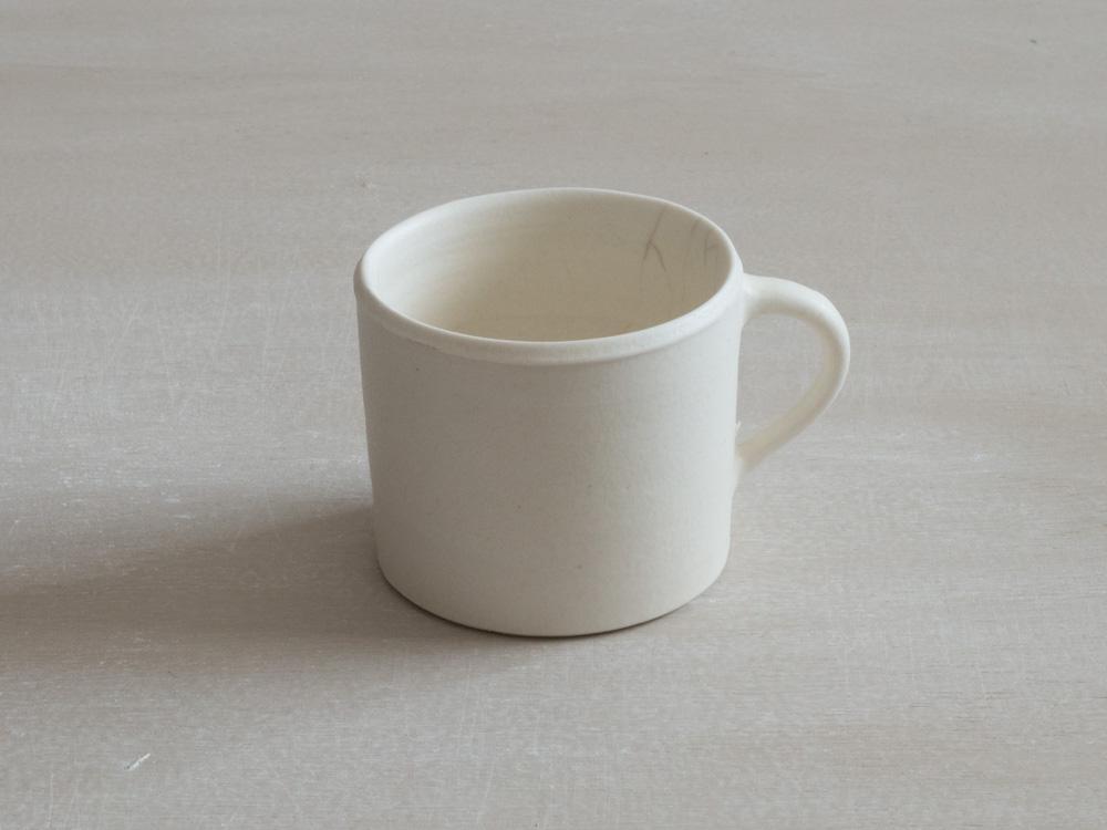 マグカップ・白 /S
