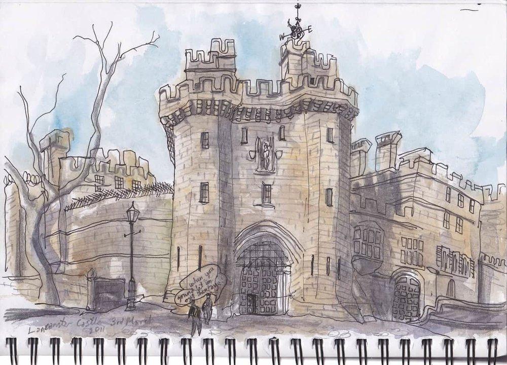 HMP Lancaster Castle