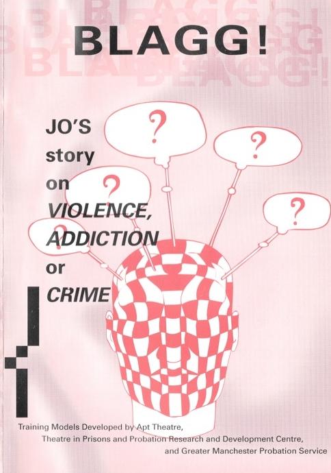 Promotional leaflet (1994)