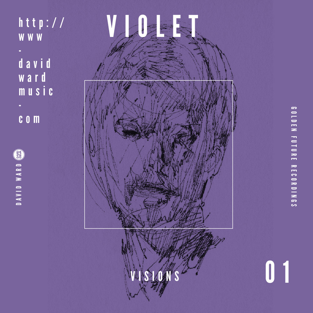 Follow the making of Violet, Gold + Rose on Instagram  Initial sketches for album cover | Jaeyeol Han