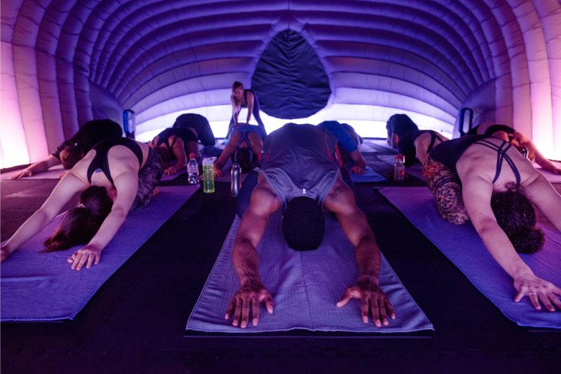 Hotpod Yoga -