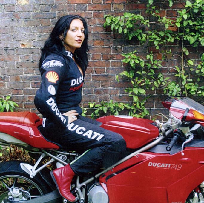 Anna-Maria Desogus (1968 - 2008)