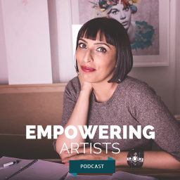 PODCAST - Jehane's podcast on Art Licensing with Gita Joshi