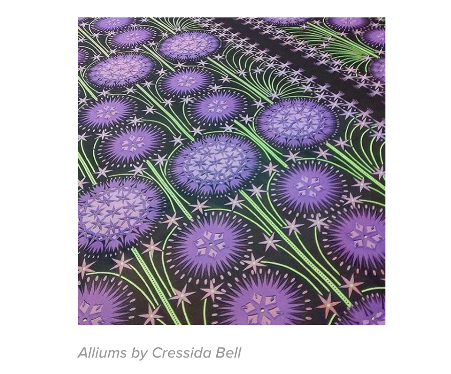 Cressida Bell - Exhibiting in Jehane's Open House 2018