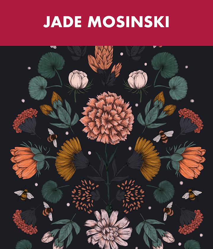 JADE MOSINSKI - Newly represented by JEHANE Ltd