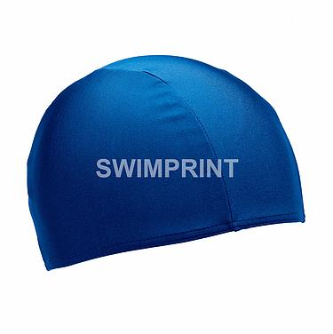 Bedruckte Schwimmkappe Polyester