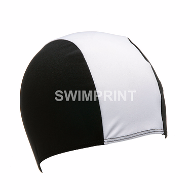 Bedruckte Schwimmkappe Polyester Swimprint