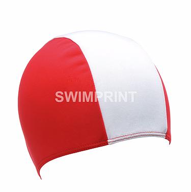 Bedruckte Badekappe Polyester Swimprint
