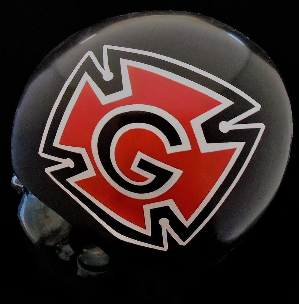 Grinnell College USA 3D cap.jpg