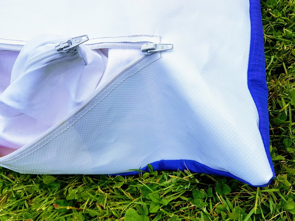 Déhoussable & Rechargable -