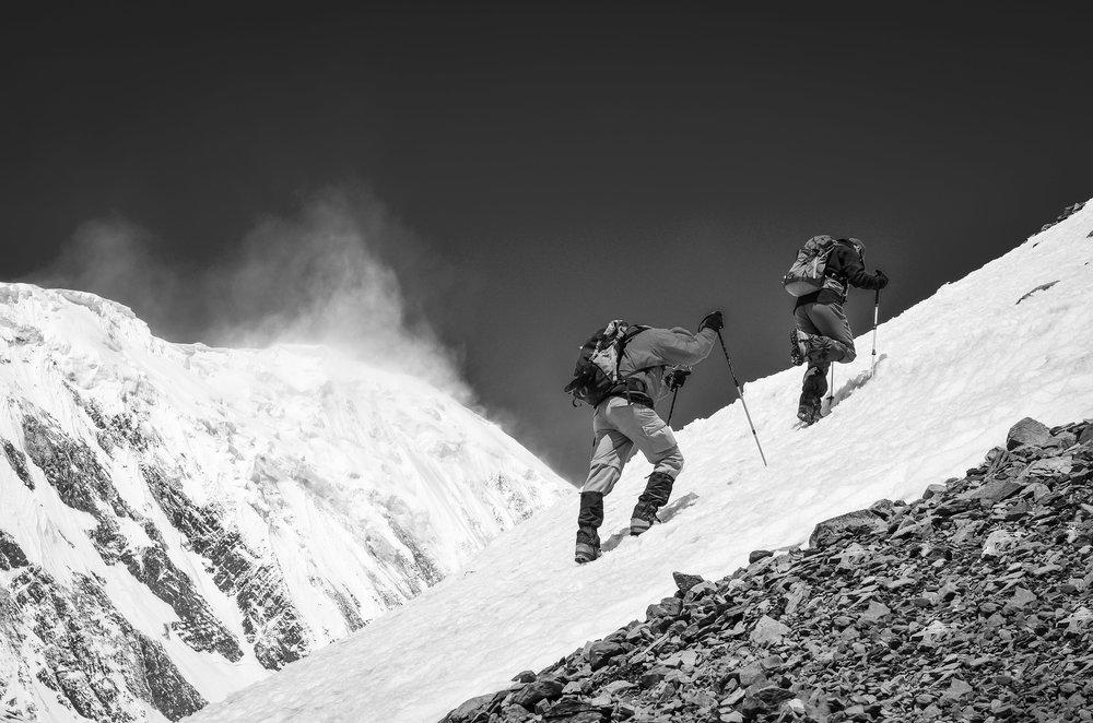 Climbers BW.jpg