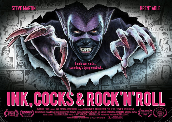 ink-cocks-&-rock'n'roll-poster