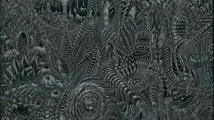 Image:  The Dawn of Eve,  Cathy Ward (2017-18)