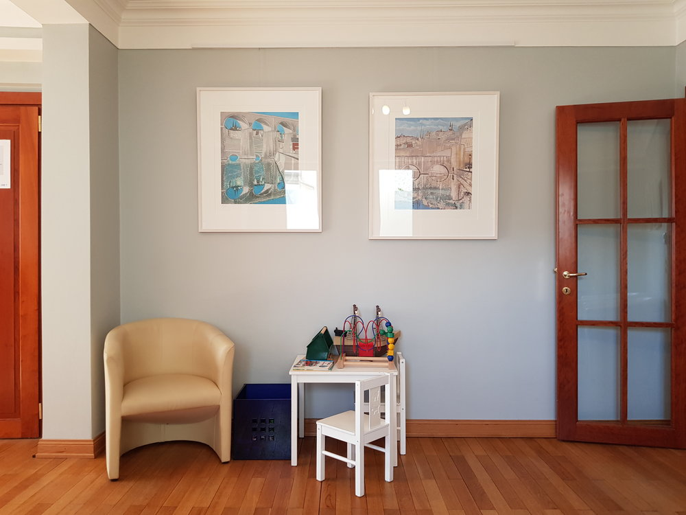 waiting rooms -