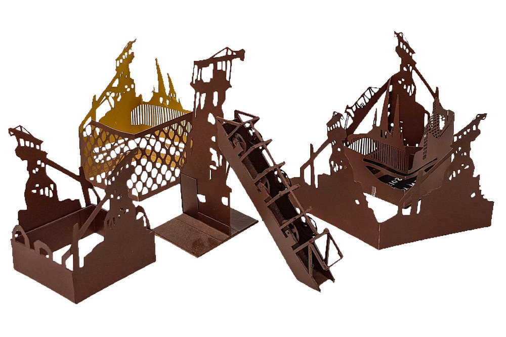 steelworks prototypes -