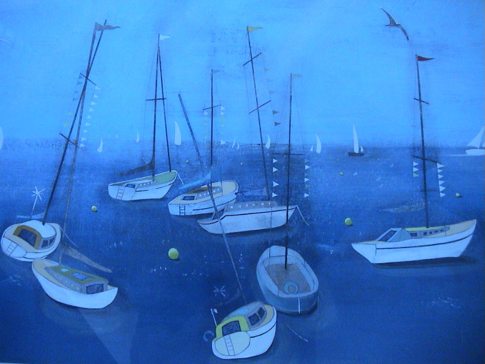 Sea Gulls -