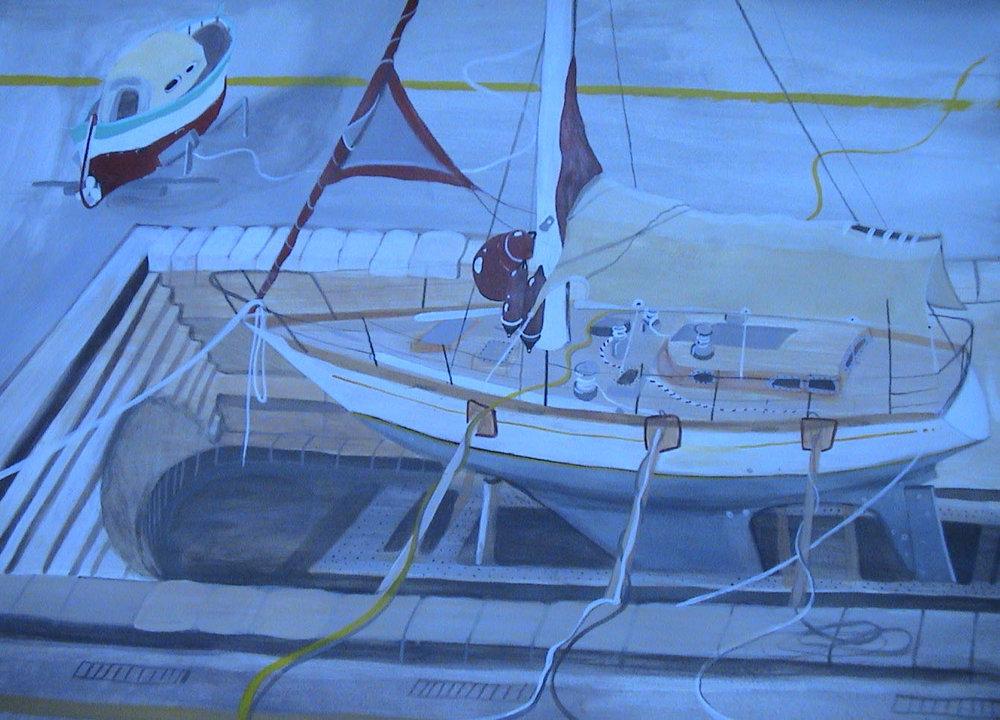Boatyard -