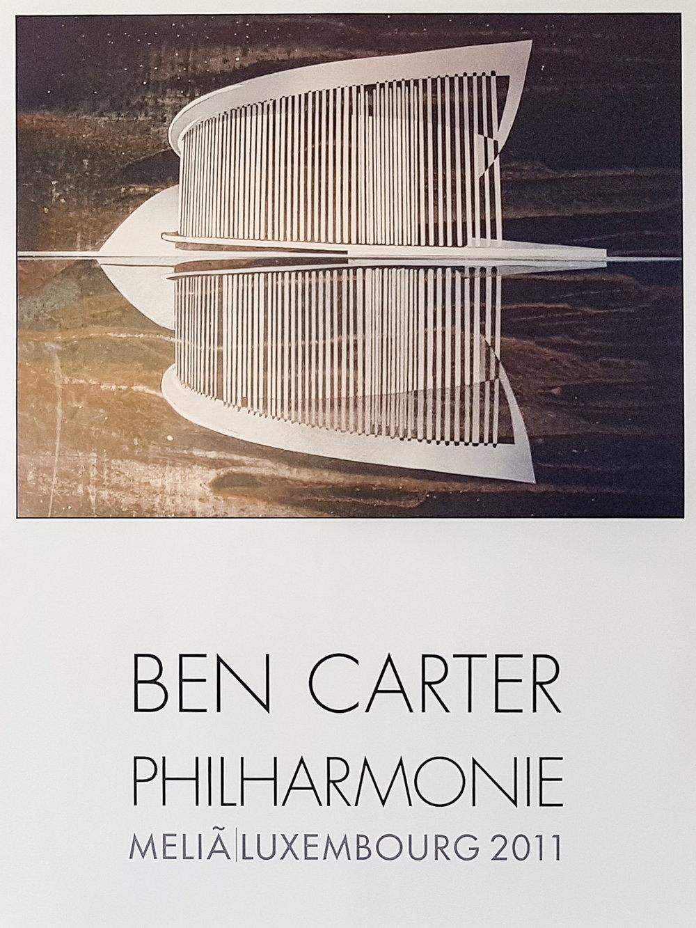 philharmonie - Poster50 x 70 cmEUR 80