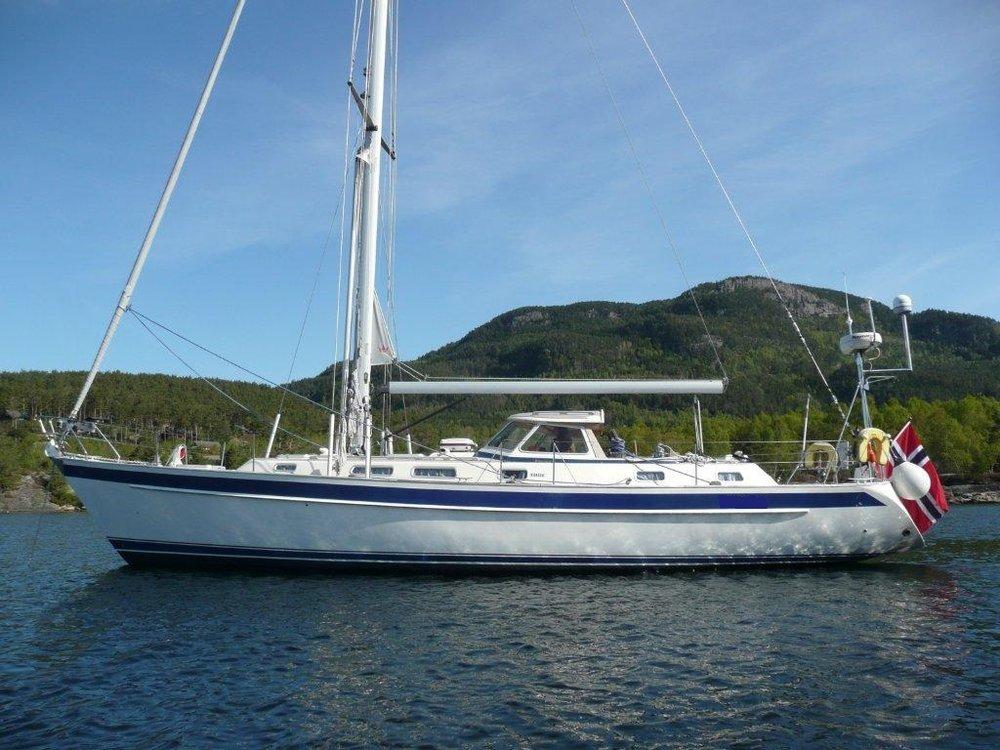 HR 46 fra 1995 selges for 2550000. - Klikk her for mer informasjon om båten