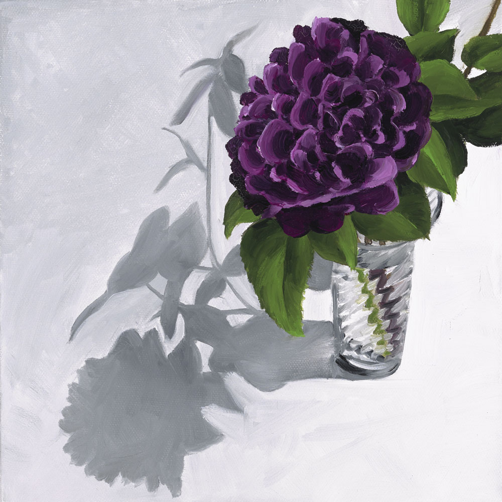 KAREN HOLLIS - There will be a wide selection of our striking floral paintings on display.You will be able to see the original oil paintings, some with hand-finished frames, and also a selection of framed and unframed prints.Displayed in a home environment you may well see something that takes your eye from the choice of peonies, poppies, lilies and dahlias, to name just a few.