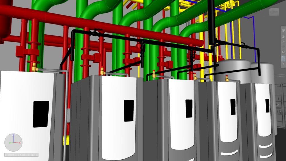 Boiler Room Design -