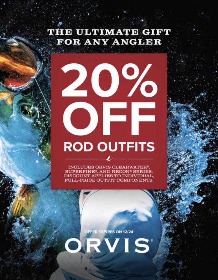 Christmas 2020 Specials Christmas 2020 in store specials! — The Ozark Angler